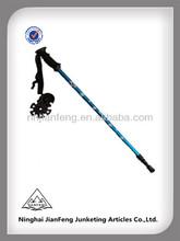 Two Section adjustable Carbon fiber walking stick/walking pole