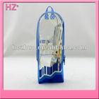2014 pvc pen bag with zipper
