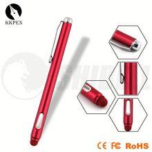 simple plastic pen wooden pen laser engraving