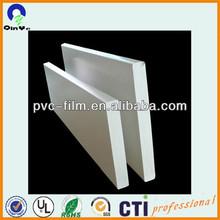 3mm white and colorful PVC foam board, high density PVC foam sheet