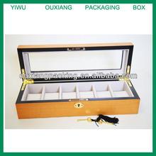 Top Grade Wooden Watch Box Storage