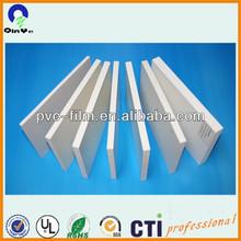 White Anti - deformed PVC Foam Sheet/forex sheet / pvc celluka board