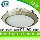 most durable and cheap high power 16W downlight led light garden spot light