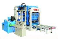 Automatic Brick Making Machine For United Arab Emirates From Shanghai Qianyu