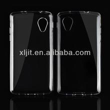 Ultra Clear Slim Hard Back phone Skin Case for LG Google Nexus 5