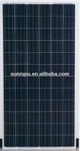Stock poly solar panel 250W in EU