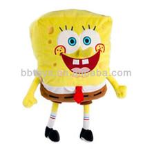 2014 wholesale factory direct SpongeBob,plush toy Sponge Bob,SpongeBob custom plush toys,stuffed toys