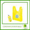 customized hot sale nylon foldable promotion shopping bags