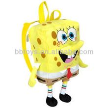 2014 wholesale factory direct Sponge Bob,plush toy SpongeBob,Sponge Bob custom plush toys,stuffed toys