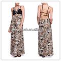 Donne senza vestiti per immagini sexy, cinghie regolabili e backless abiti casual( ylq03272)