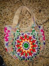 indian étnicas sacos 2014 da índia com bordado de obras
