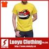 High quality plain custom t shirt unisex