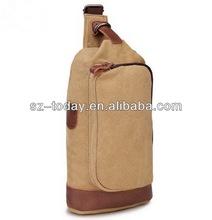 Fashion casual top quality mens travel canvas bag