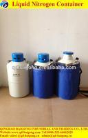 Alibaba China Supplier Small Capacity Liquid Nitrogen Storage Tank