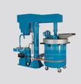 industrial de alta velocidad de vacío de pintura mezclador