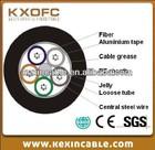 G652D single model optic fiber cable 48core LS