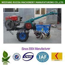 Usato motozappa per l'agricoltura/giardinaggio, trattore agricolo a piedi con fresa per la vendita!