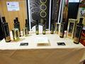 4000bc 0.3-0.4% biologique huile extra vierge d'olive setia en grèce