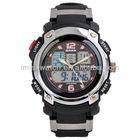 Black color high plastic case multi-fuction waterproof men's digital watches BD74001