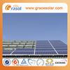 roman tile roof solar mount