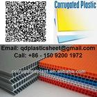Polypropylene Corrugated Hollow Sheet, Corrugated Fluted Sheet