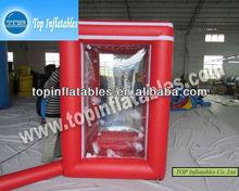 inflatable cash cube cash grab money,inflatable money box,inflatable money booth