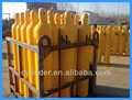 cilindro de gas nitrógeno para uso industrial