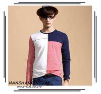 Branded garments/manufacturer make t shirt assorted colors wholesale