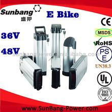 Lead acid battery for electric bike,36v 10ah electric bike battery