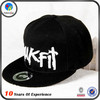 custom 6 panel flat bill snap back hats