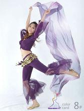 Swegal vientre de seda de la danza SGBDD14001