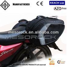 waterproof motorcycle saddle bag
