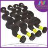 Hot selling double weft shedding free 100% unprocessed virgin remy johor bahru hair