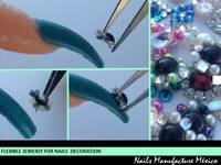 Joyeria Flexible para Unas / Nails Flexible Jewelry
