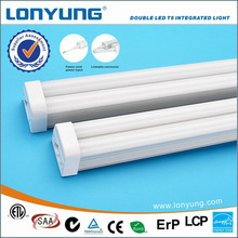 Double fluorescent lamp T5 LED tube Stations and Metros