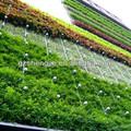 Grama artificial de parede, artificiais hedge/cerca, decoração grama verde da parede