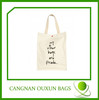 Eco Fabric Tote shopping canvas cotton bags
