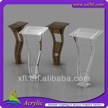 acrylic podium, acrylic rostrum manufacturer supplier