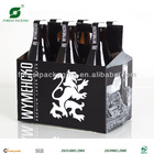 CUSTOM RECYCLED WHOLESALE CARDBOARD GIFT BOXES FOR WINE BOTTLES