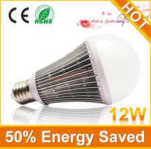 SMD Led bulb 7W E27 with CE & RoHs approved 12w led bulb