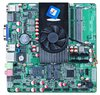 AMD APU Motherboard DDR3 RAM Supported Motherboard Mini PCIe WIFI Module Motherboard DC_12V Input HDMI Motherboard