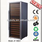 Electric single bottle wine cooler no Vibration&Noise wine frigerator JF-168DTS