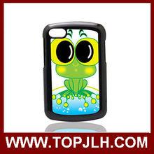 for Blackberry Q10 Plastic sublimtion mobile phone Case