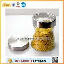 Vacuum glass herb storage jars wholesale