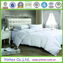 Natural Luxury Hotel Manufacture 100 cotton down filled comforter