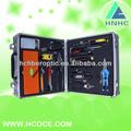 fibra óptica da tala bandeja de fusão montagem ftth de fibra óptica kit rescisão