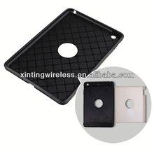 2014 New Arrival Fashion fashionable candy color bumper frame for ipad mini tpu pc combo case