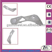 After 2005 MAZDA 6 PLASTIC LEFT CAR BUMPER COVER FRONT BUMPER COVE RGJ6A-50-E12