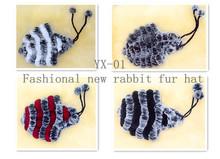 Winter Animal Fur Hat