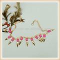 Decorativa mais recentes contas colar / colar de diamantes China fabricação